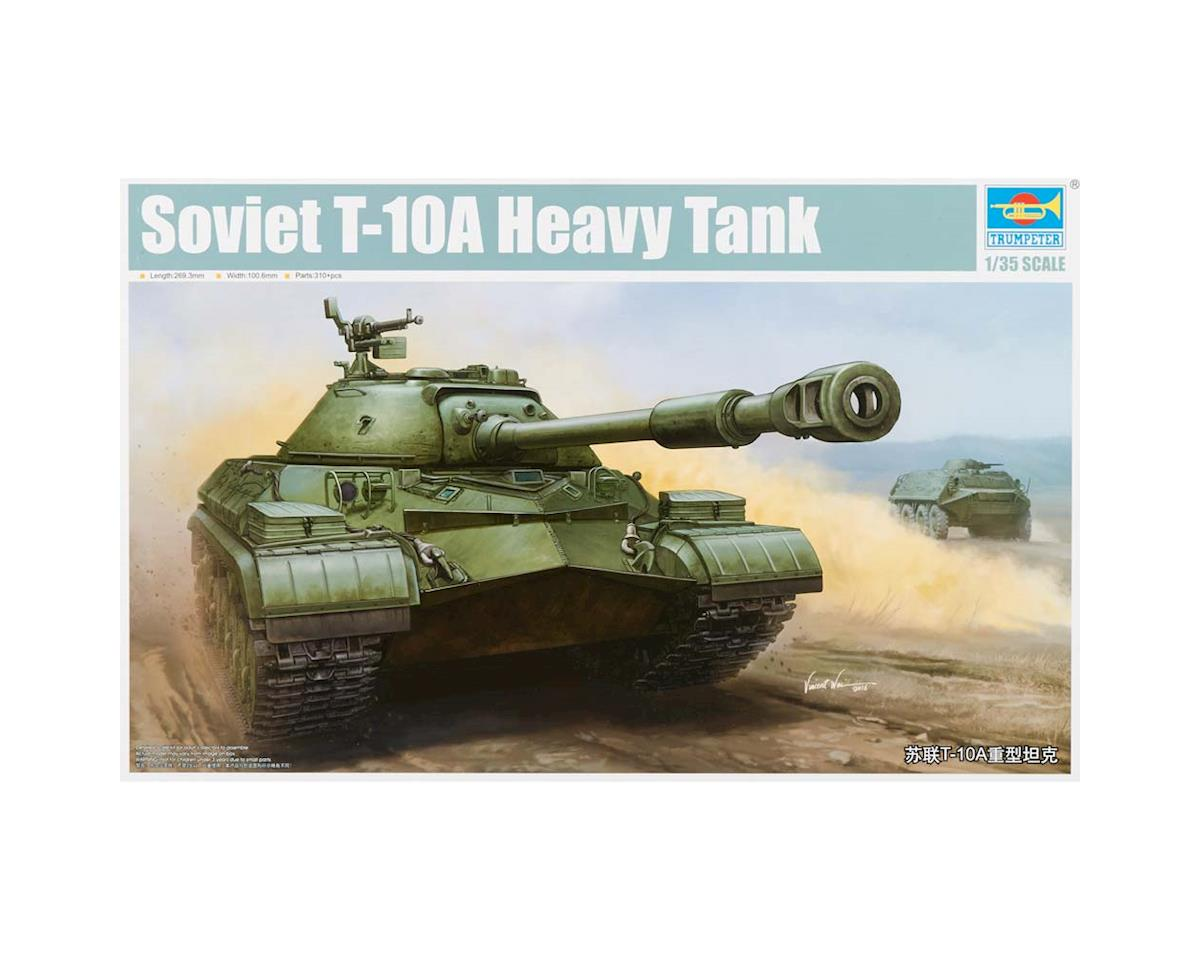 Trumpeter Scale Models 1/35 Soviet T10A Heavy Tank