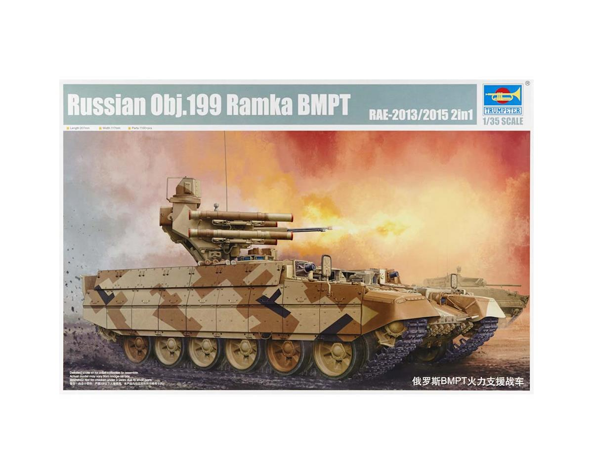 Trumpeter Scale Models 5548 1/35 Russian BMPT Terminator Armored Fight Veh