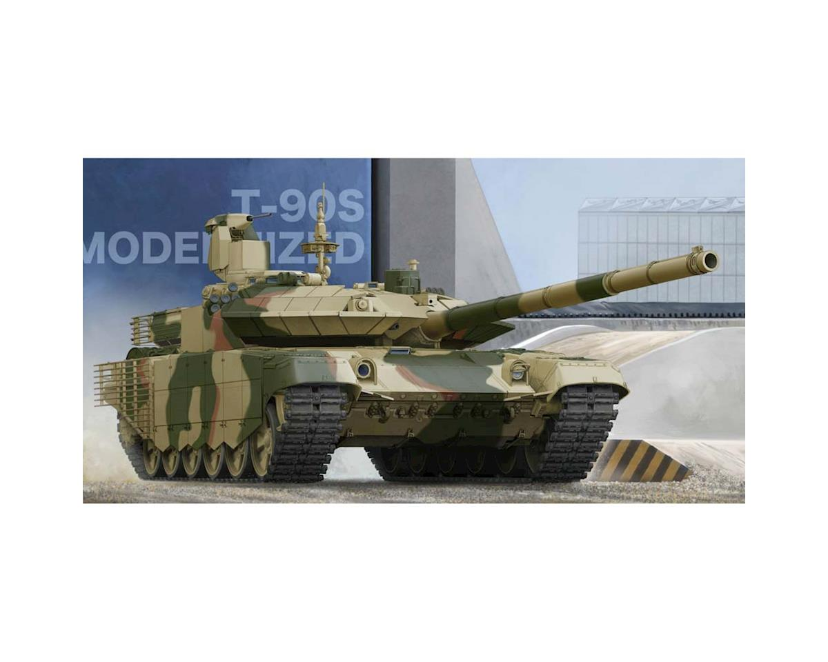 5549 1/35 Russian T-90S Modernized Main Battle Tank by Trumpeter Scale Models