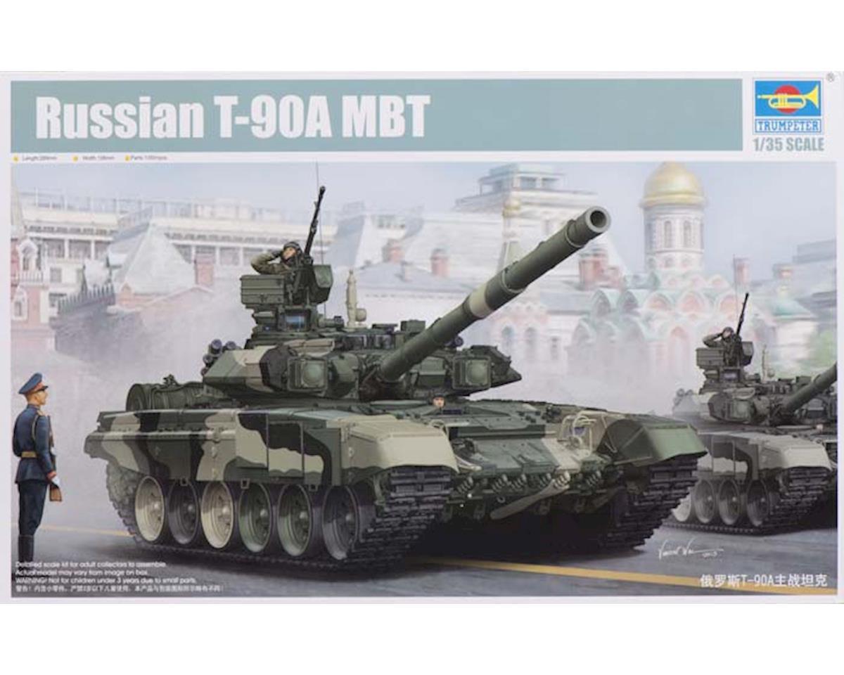 Trumpeter Scale Models 5562 1/35 Russian T-90A Main Battle Tank