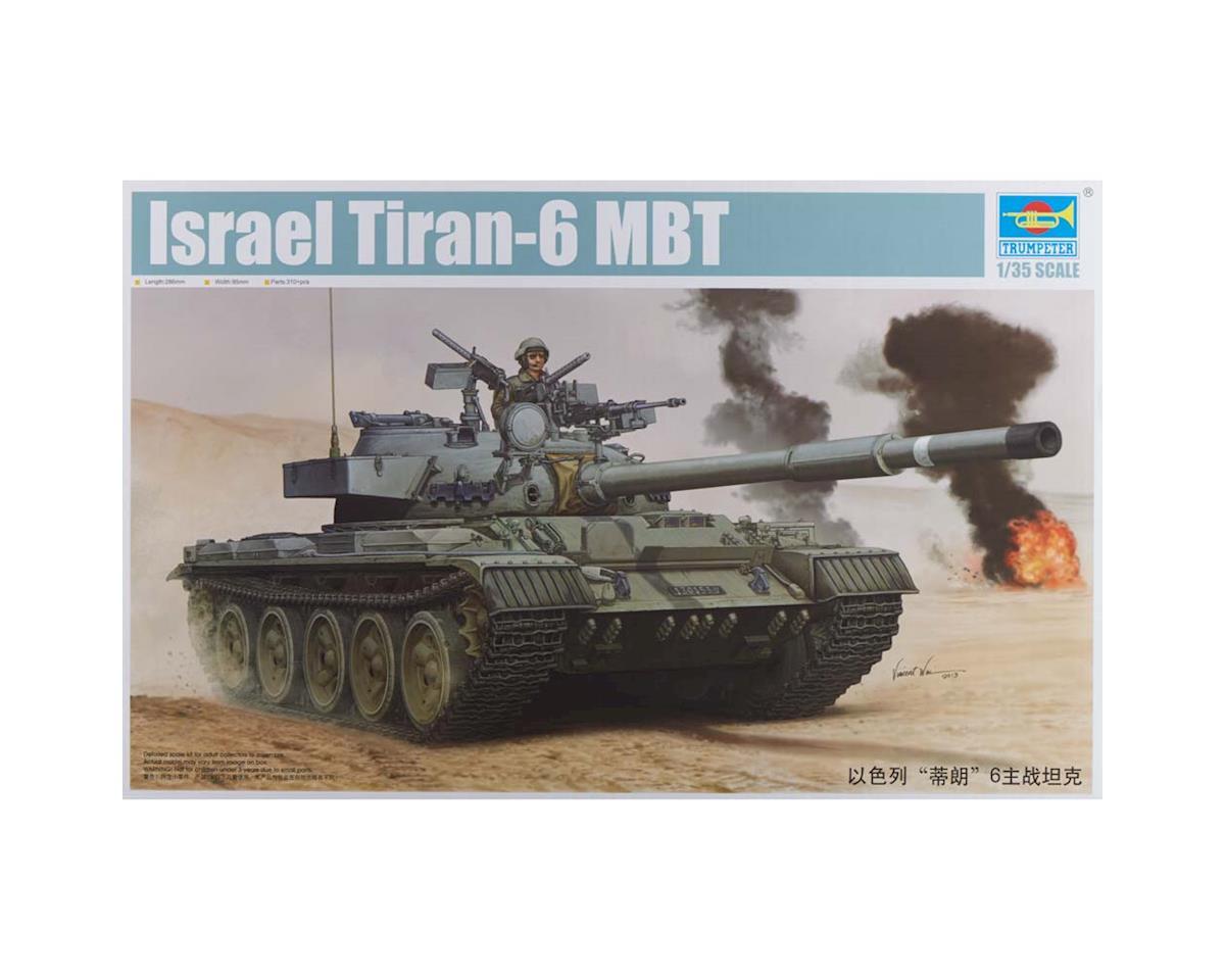 Trumpeter Scale Models 5576 1/35 Israeli Tiran-6 Main Battle Tank