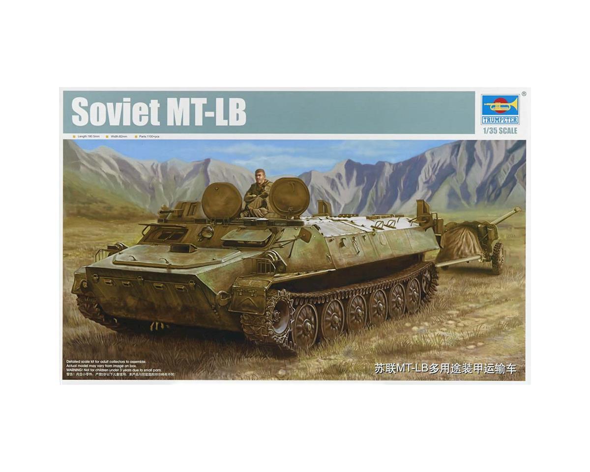 5578 1/35 Soviet MT-LB Multi-Purpose Tracked Vehicle