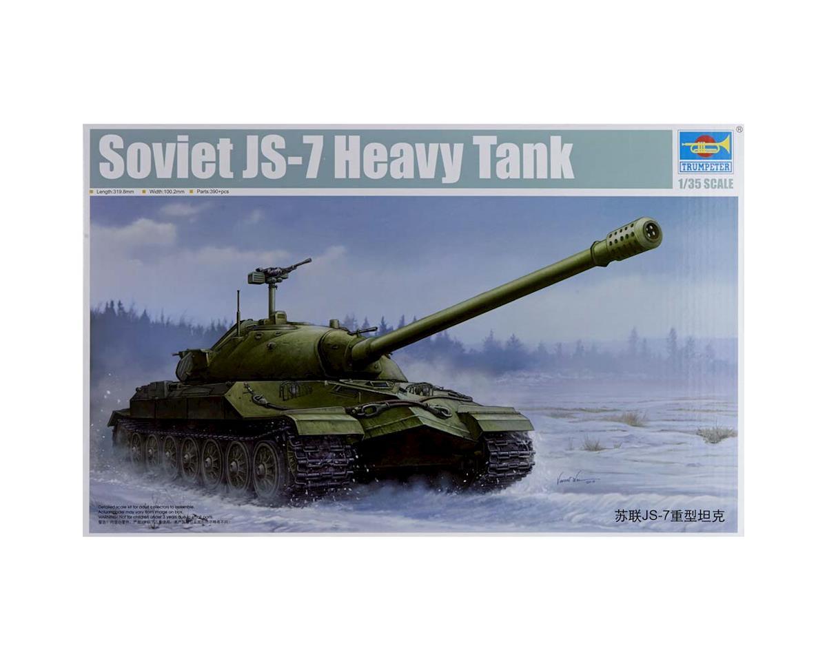 Trumpeter Scale Models 5586 1/35 Soviet JS-7 Heavy Tank