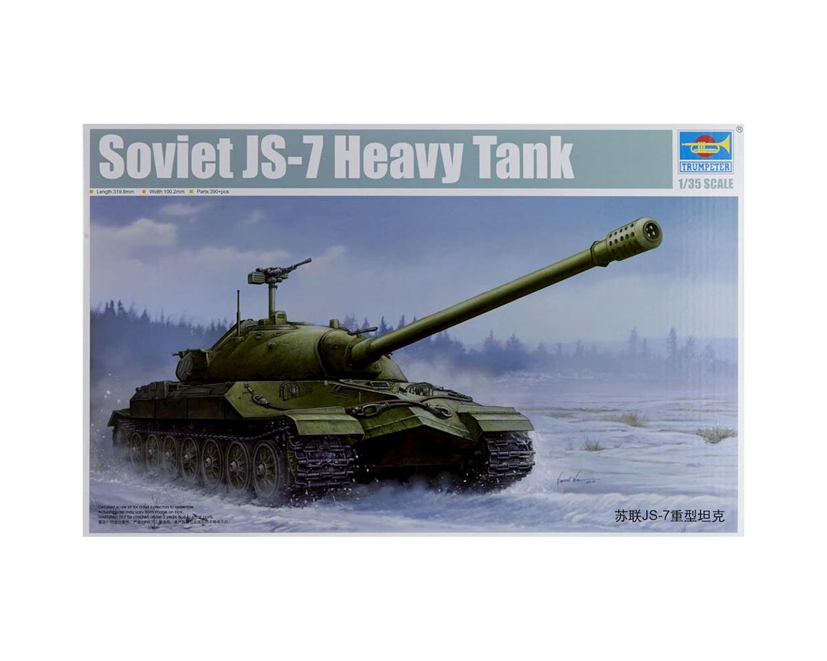 Trumpeter Scale Models 1/35 Soviet IS7 Heavy Tank (New Variant) (OCT)
