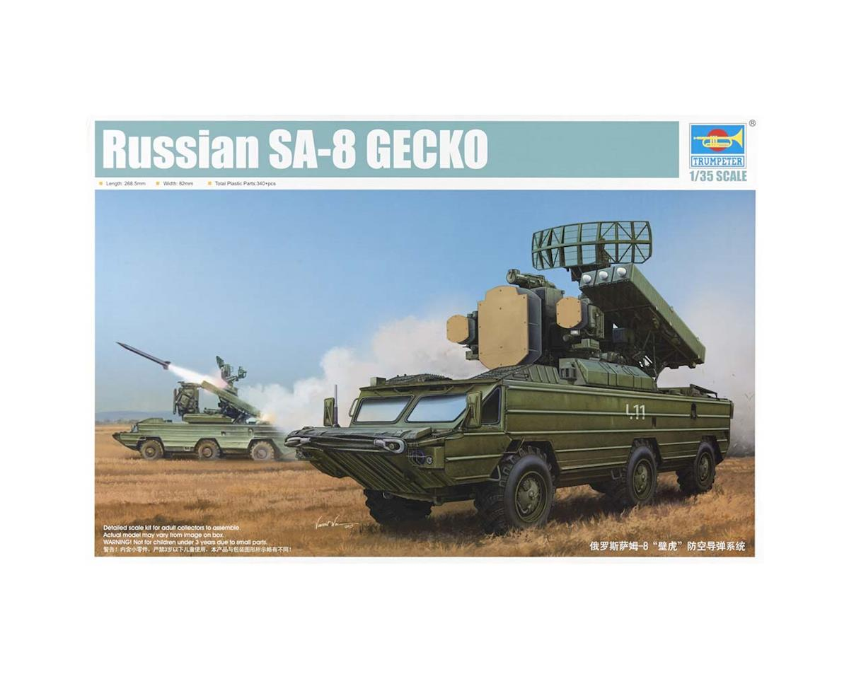 Trumpeter Scale Models 5597 1/35 Rus SA-8 Gecko Surface-to-Air Missile System