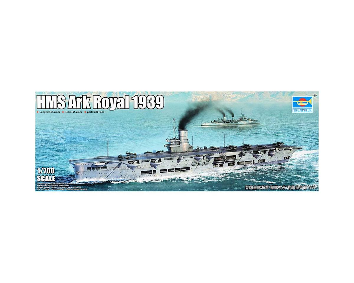 Trumpeter Scale Models 6713 1/700 HMS Ark Royal Aircraft Carrier 1939