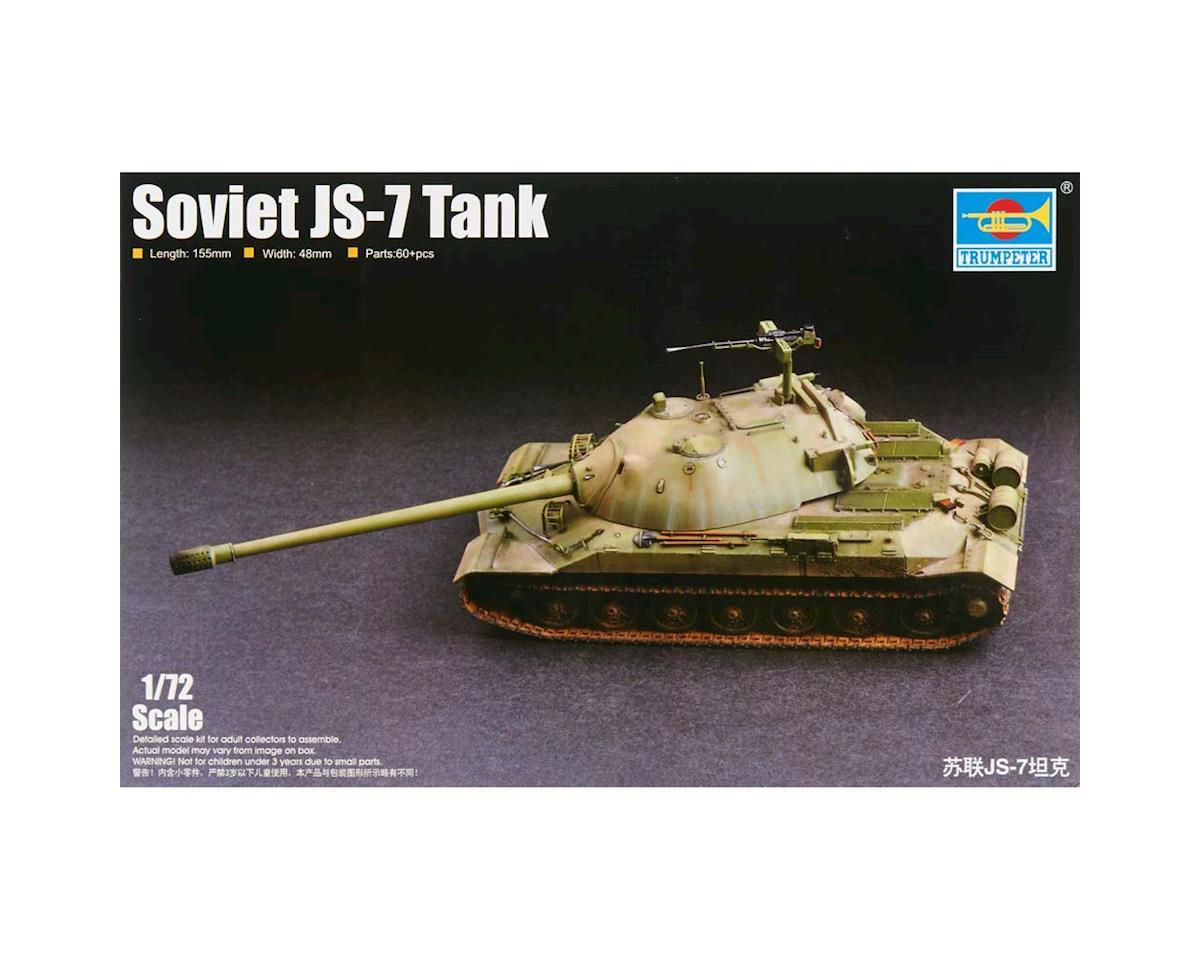 7136 1/72 Soviet JS-7 (IS-7) Tank