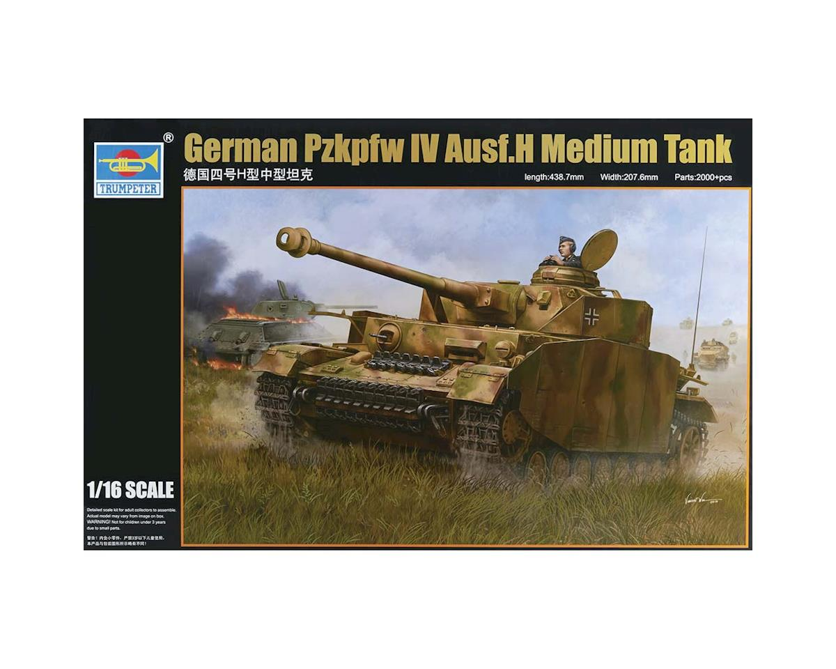 Trumpeter Scale Models 920 1/16 German PzKpfw IV Ausf.H Medium Tank