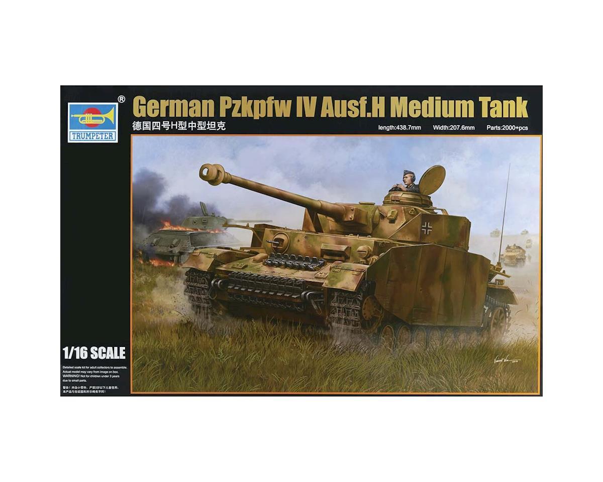 Trumpeter Scale Models 920 1/16 German PzKpfw IV Ausf.H Medium Tank