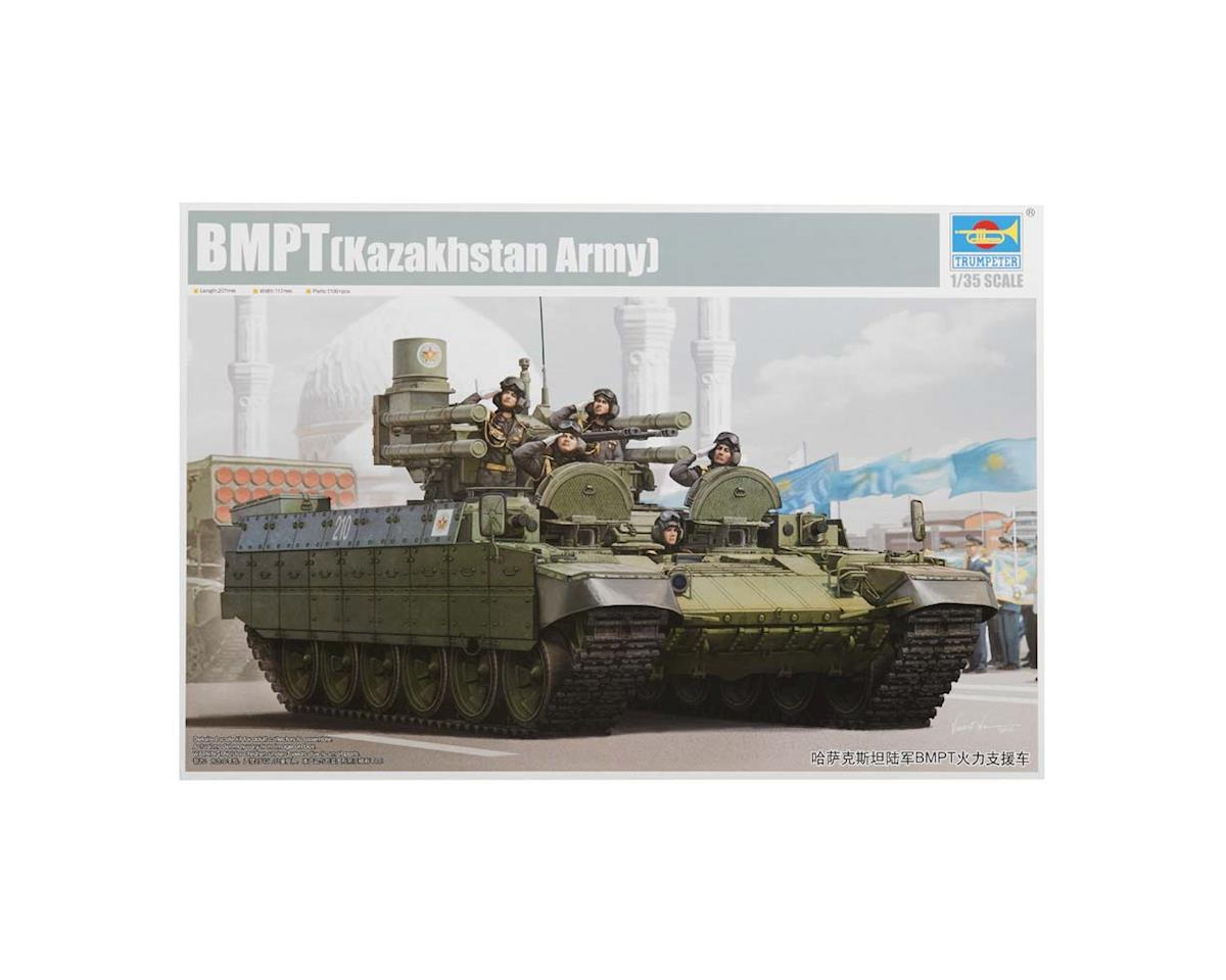 9506 1/35 Russian Kazakhstan BMPT Armored Vehicle by Trumpeter Scale Models