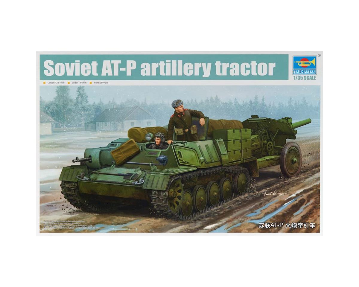 Trumpeter Scale Models 1/35 Soviet AT-P Artillery Tractor