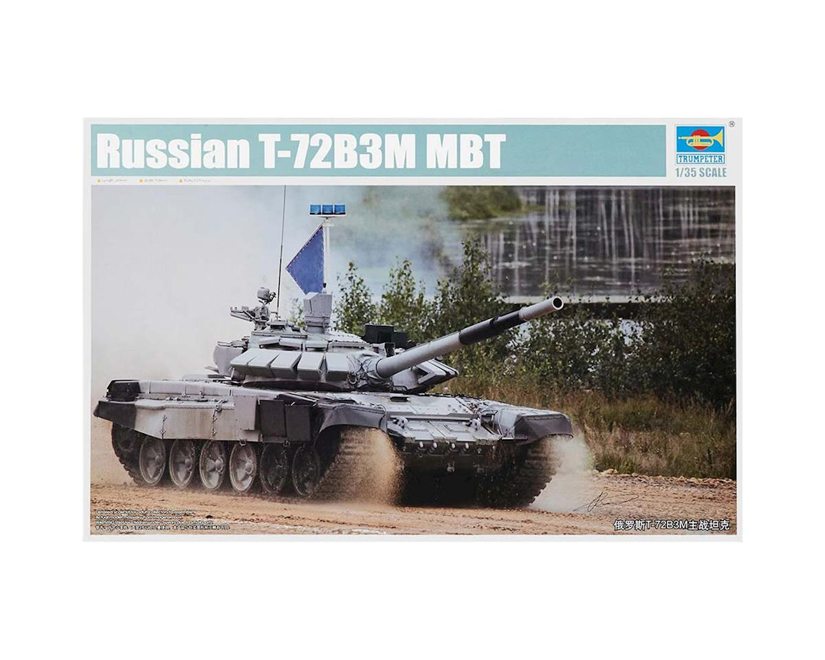 1/35 Russian T72B3M Main Battle Tank by Trumpeter Scale Models