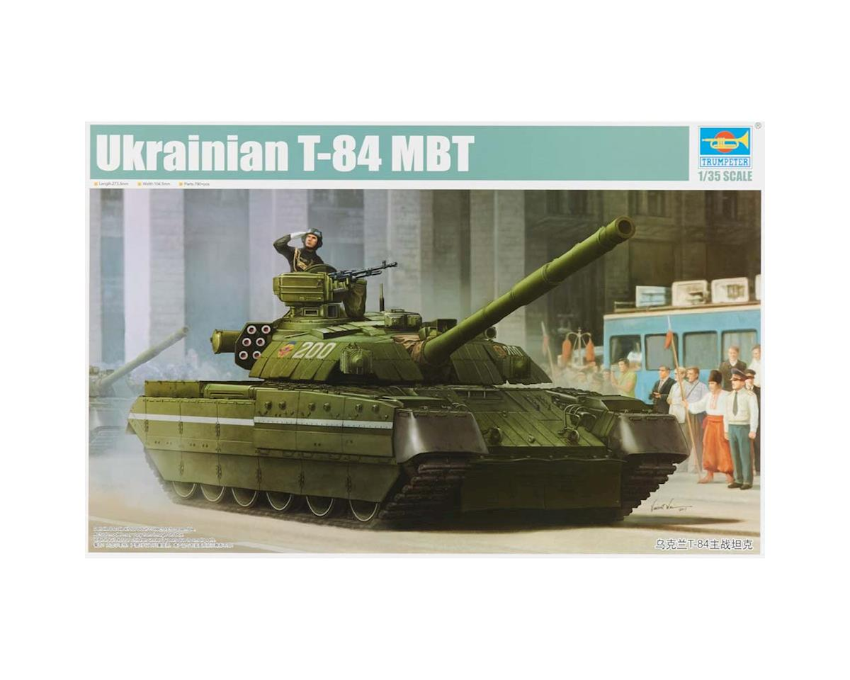Trumpeter Scale Models 9511 1/35 Ukrainian T-84 Main Battle Tank