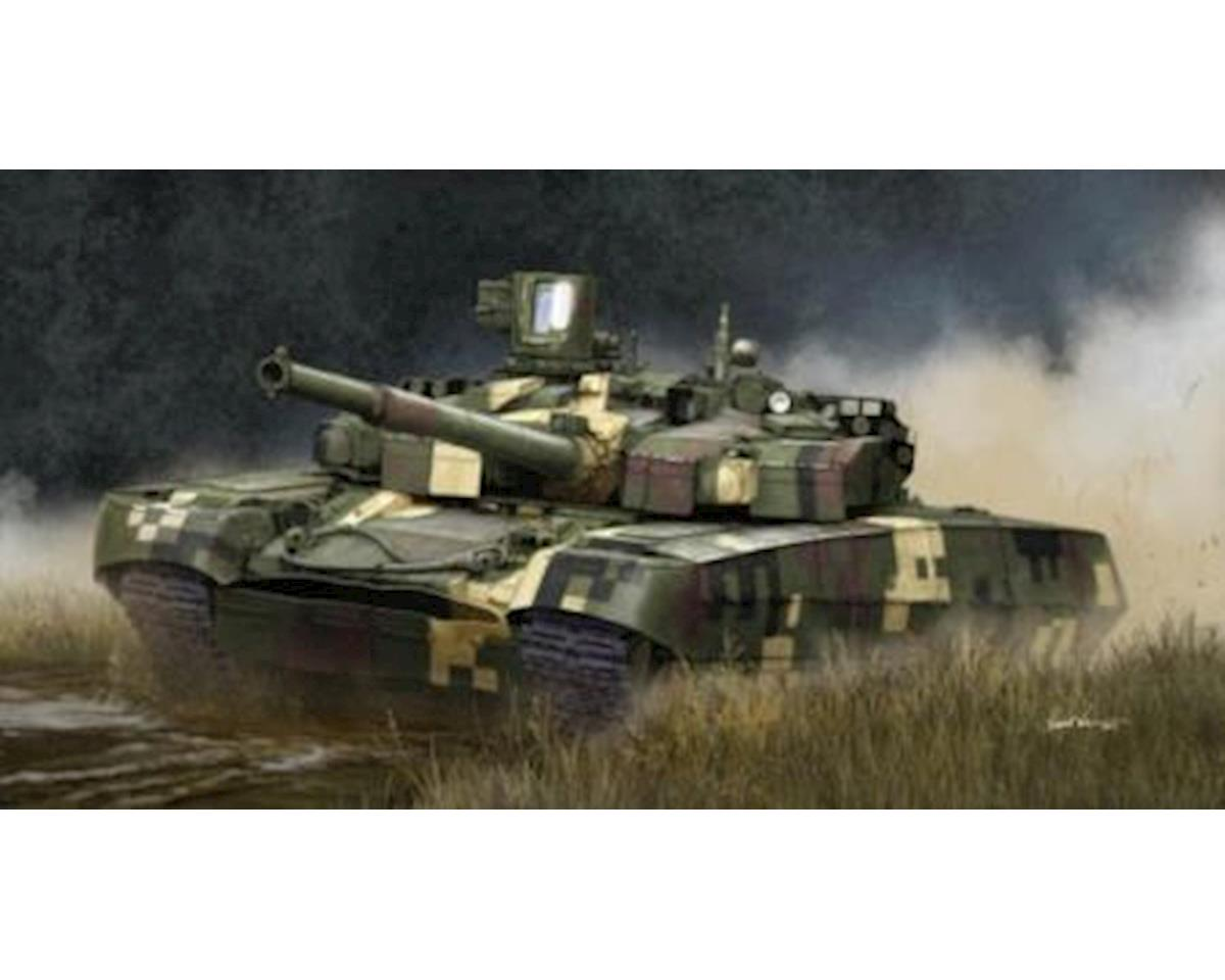 9512 1/35 Ukrainian T84BM O by Trumpeter Scale Models