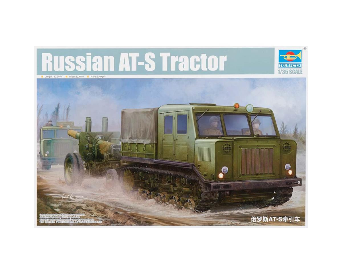 1/35 Russian ATS Artillery Tractor by Trumpeter Scale Models