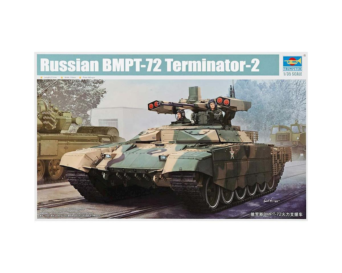 9515 1/35 Russian BMPT-72 Terminator-2 Armored Veh by Trumpeter Scale Models