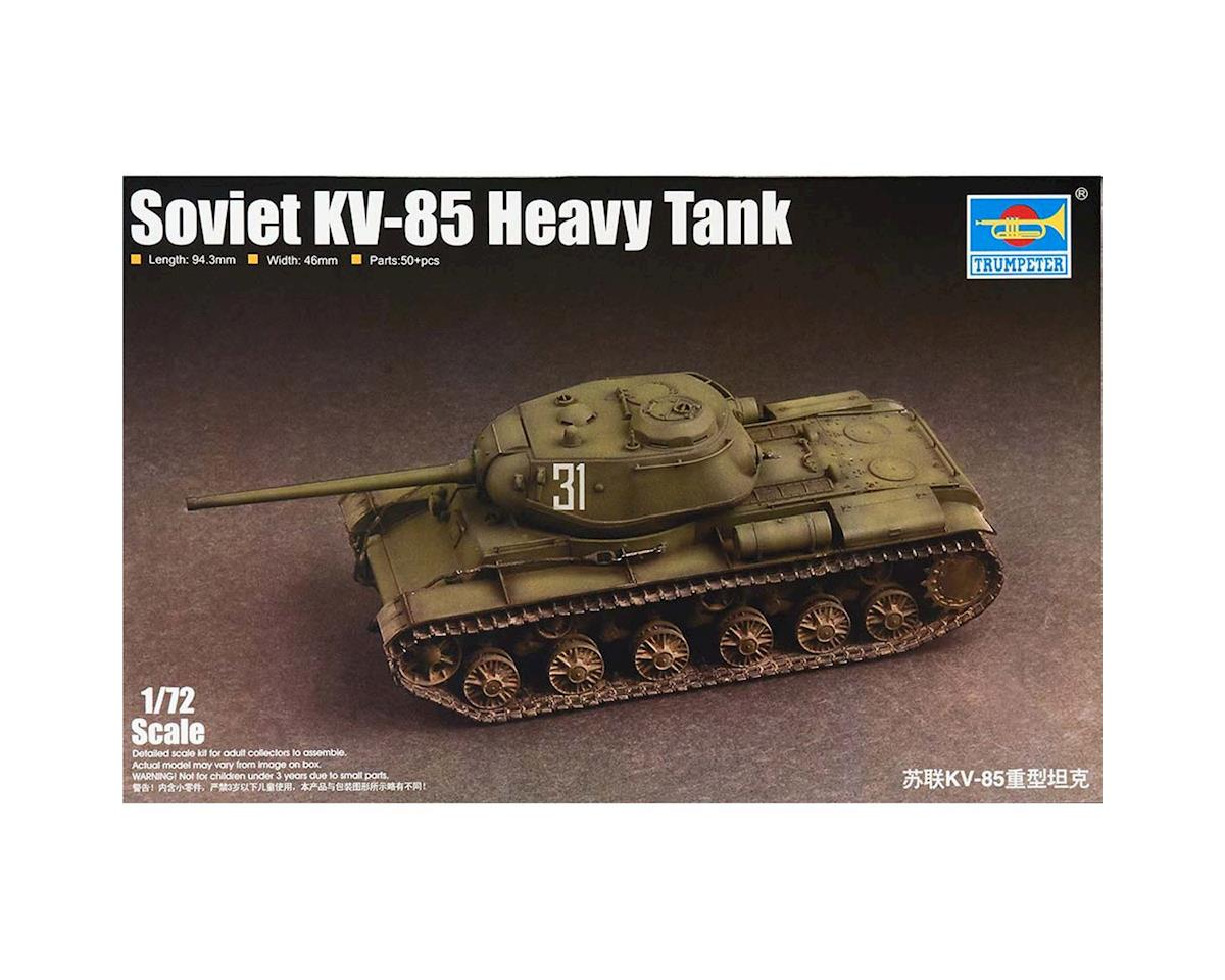 Trumpeter Scale Models K127 1/72 Soviet KV85 Hevy Tank