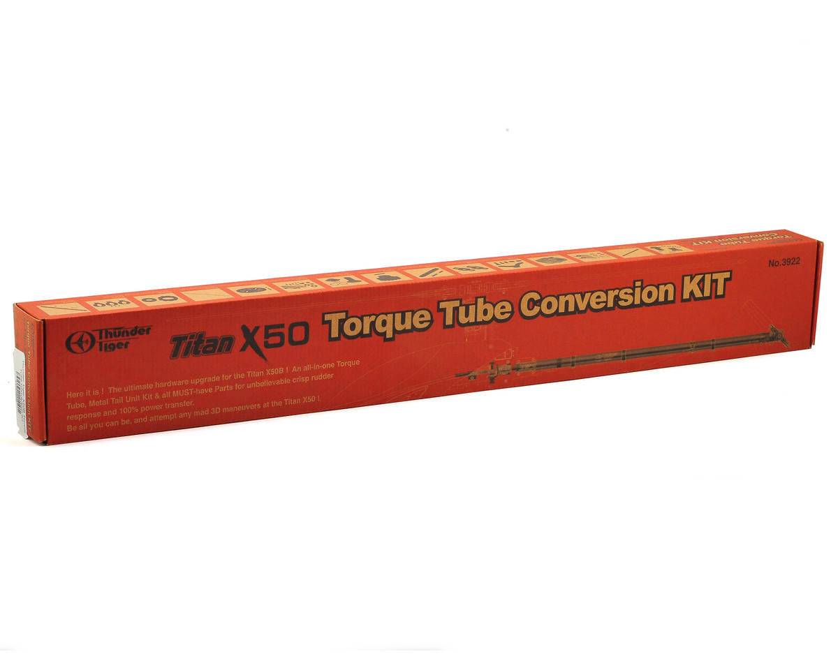 Thunder Tiger X50B Torque Tube Conversion Kit