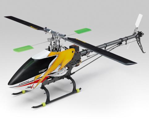Thunder Tiger Mini Titan E325 V2 Electric 3D Helicopter Kit w/Ripper Motor & ACE 40A ESC