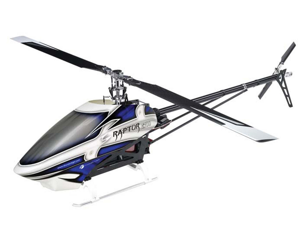 Thunder Tiger Raptor E700 Electric Flybarless Helicopter Kit