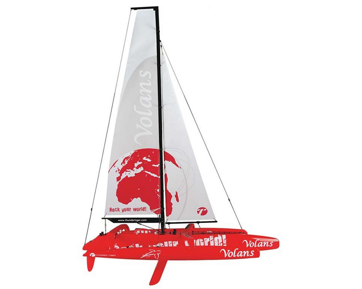 Thunder Tiger Volans Tri-Maran Yacht Kit