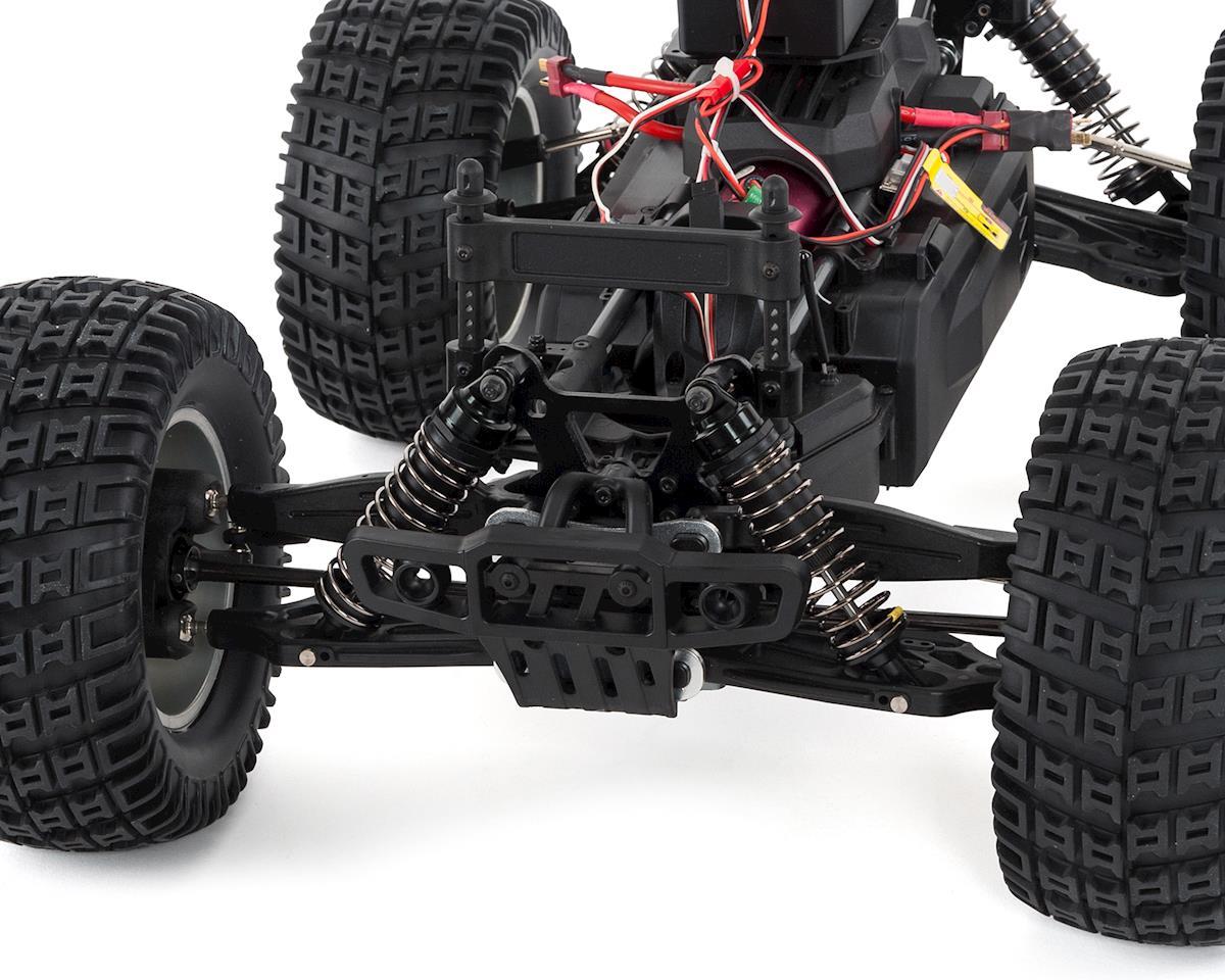 Thunder Tiger K-Rock MT4 1/8 Scale Monster Truck RTR w/ESS Sound System (Black)