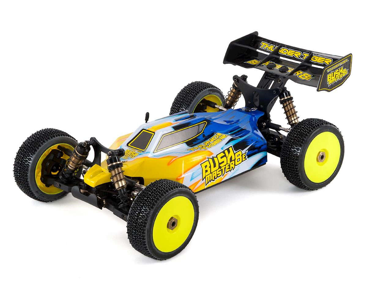 Bush Master 8e Plus 6S 1/8 4WD Electric Buggy by Thunder Tiger