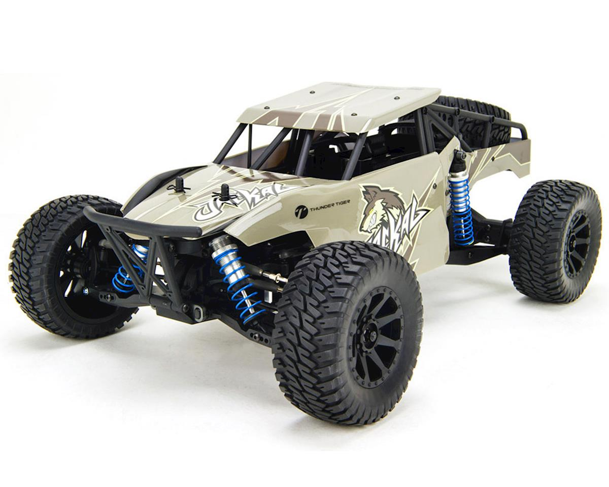 Jackal 1/10 Desert Buggy RTR (Gray) by Thunder Tiger
