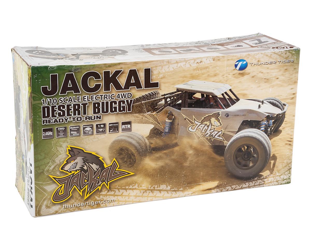 Thunder Tiger Jackal 1/10 Desert Buggy RTR (Gray)