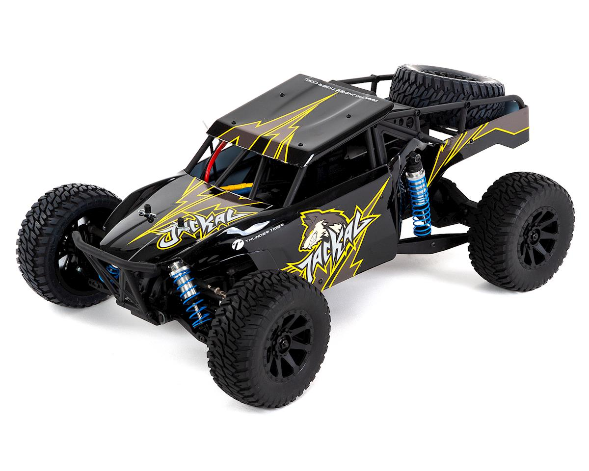 Thunder Tiger Jackal 1/10 RTR 4WD Electric Desert Buggy (Black)