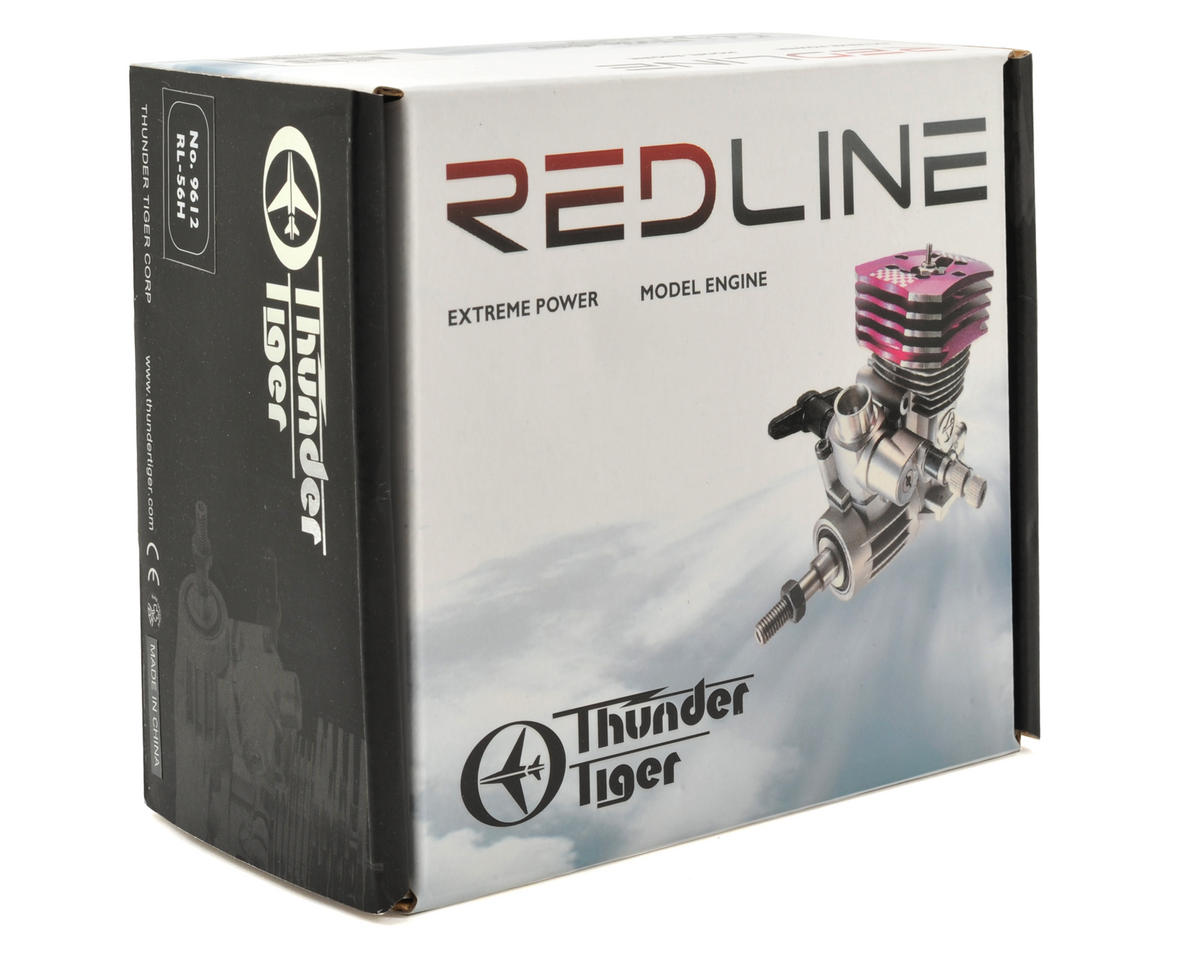 Thunder Tiger Redline 56H Helicopter Engine