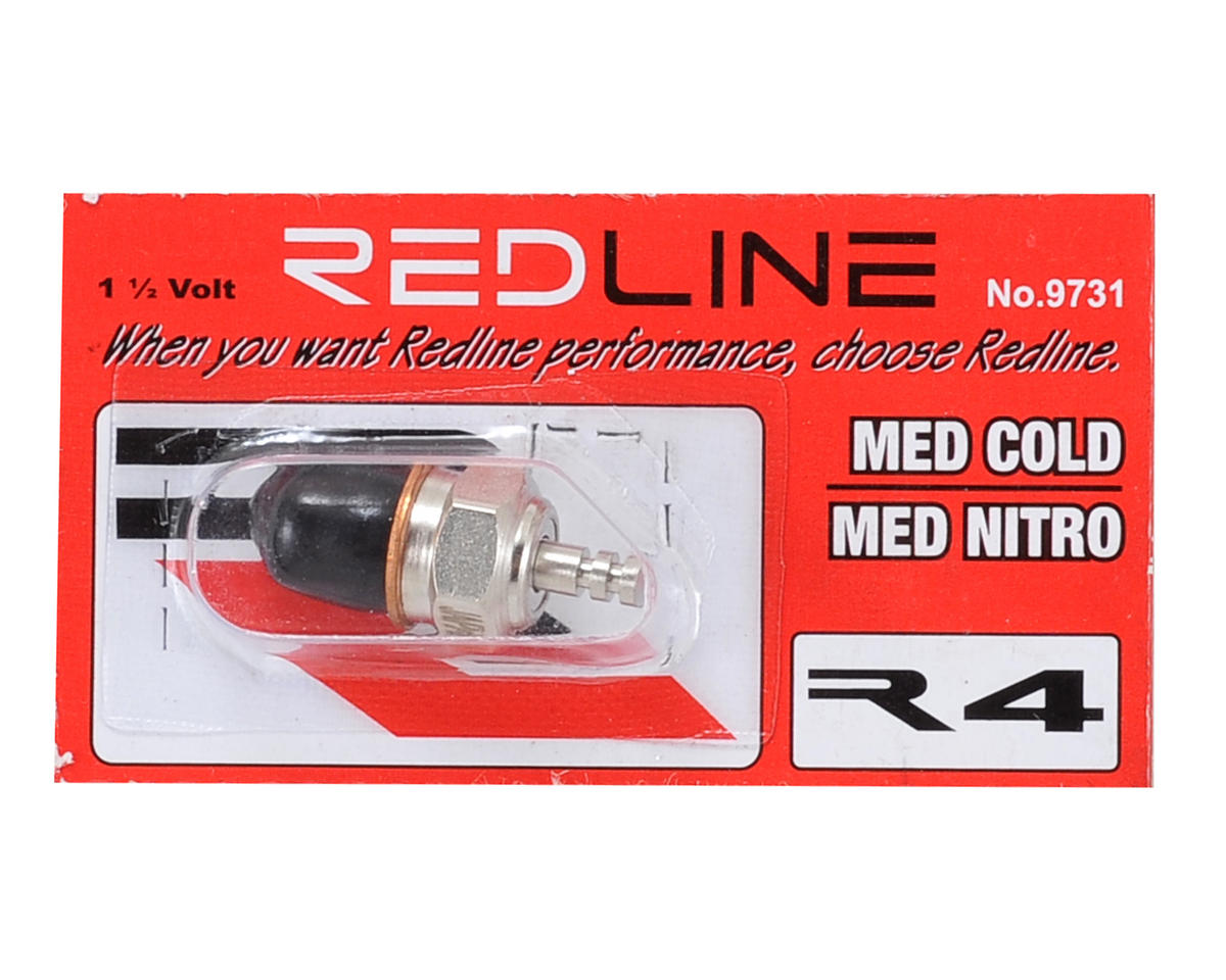 Thunder Tiger Redline R4 Glow Plug