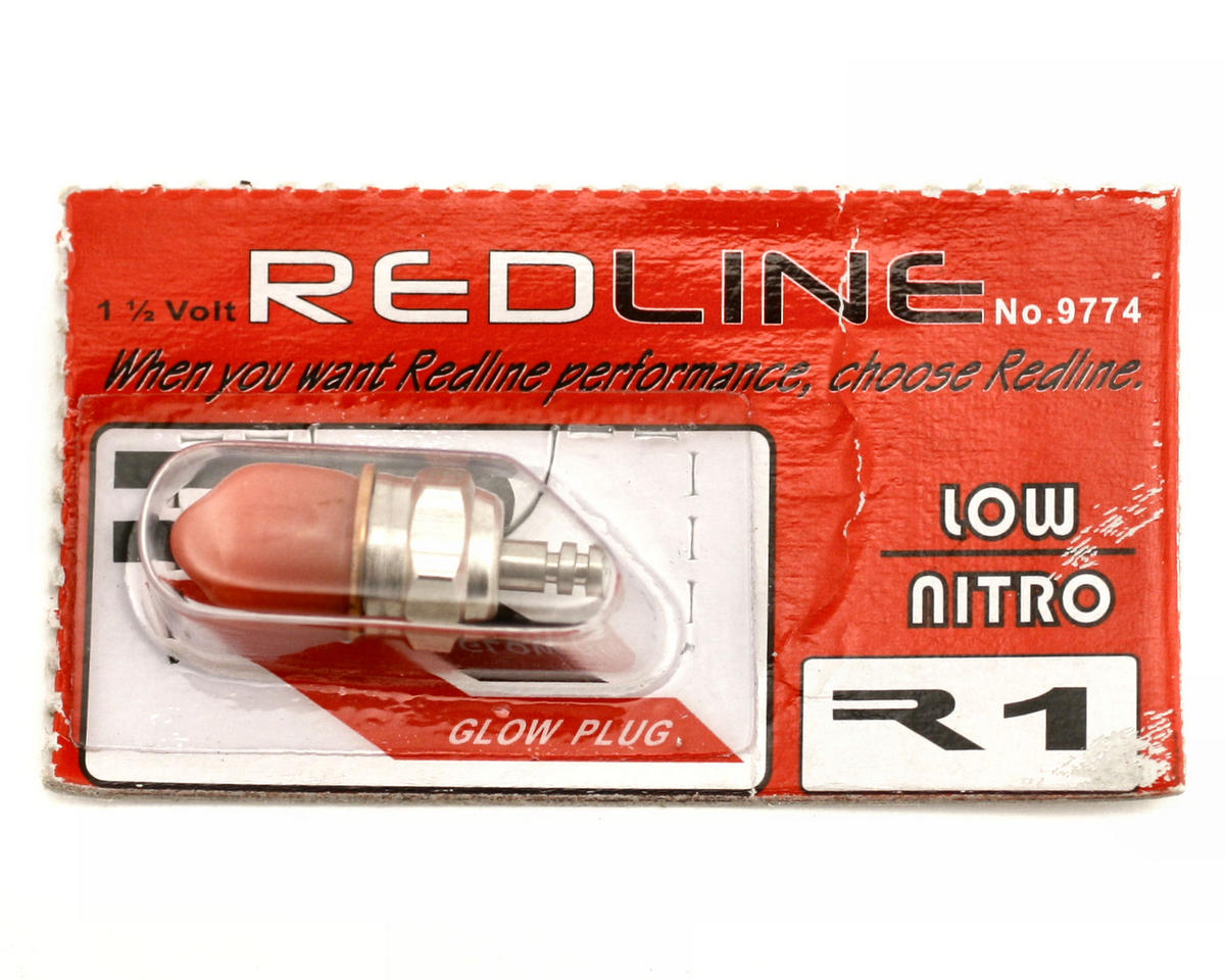 Thunder Tiger Redline R1 Glow Plug