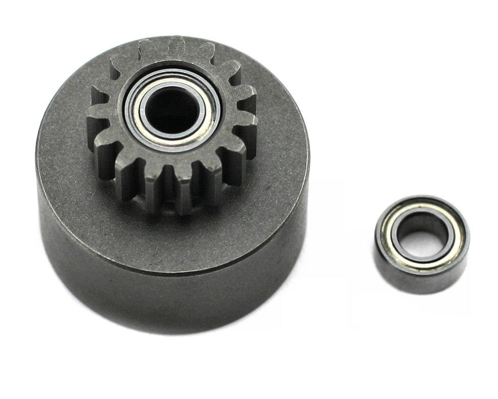 Thunder Tiger 15T Clutch Bell 26mm w/Bearings