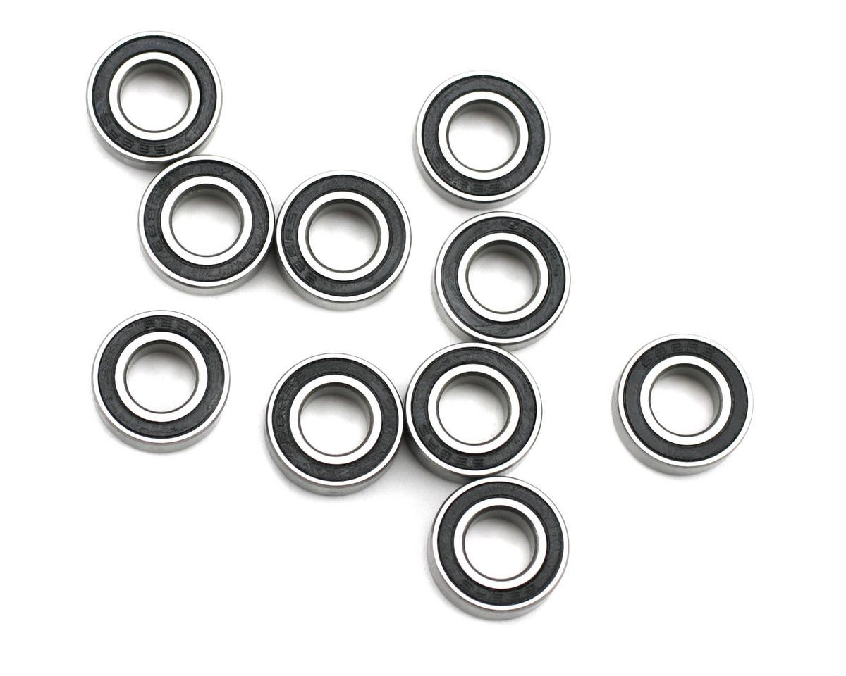 Thunder Tiger Rubber Sealed 8x16x5mm Ball Bearings (10)