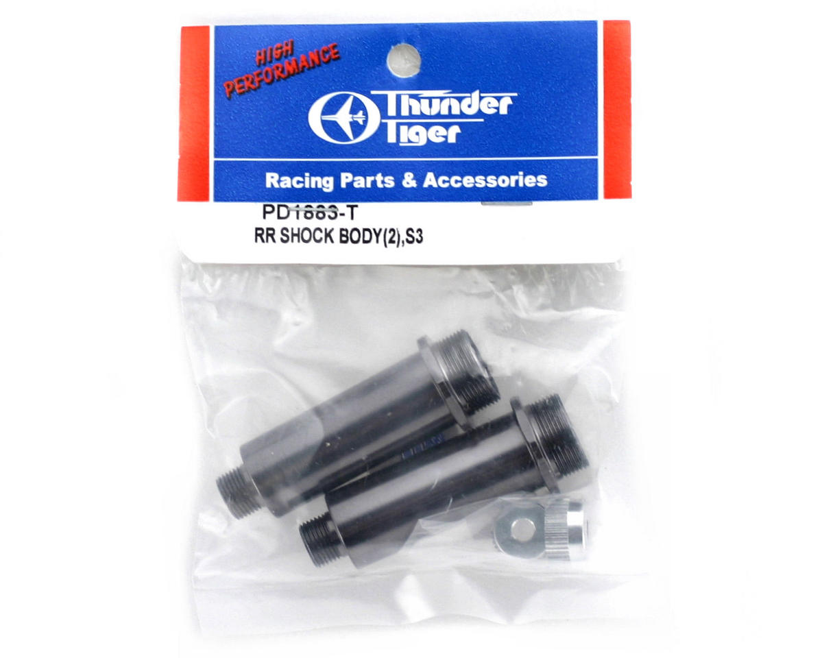 Thunder Tiger Rear Shock Body (2), ST-1