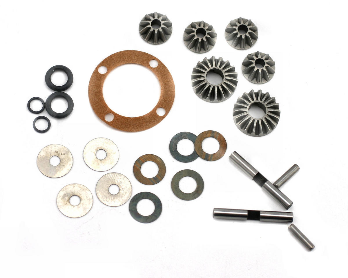 Thunder Tiger Inner Diff Gears & Parts, S3
