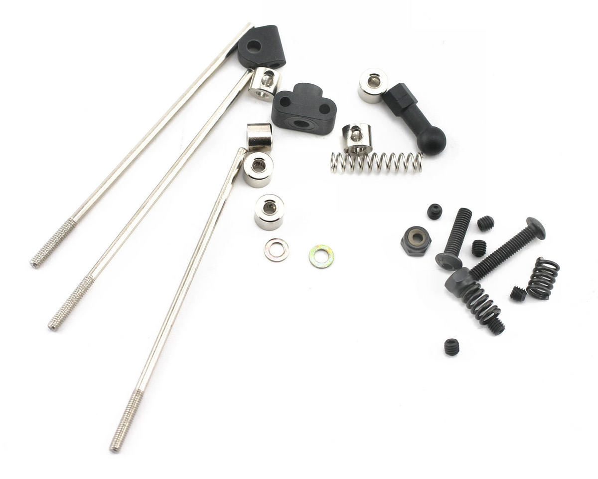 Thunder Tiger Throttle/Brake Linkage Set, S3