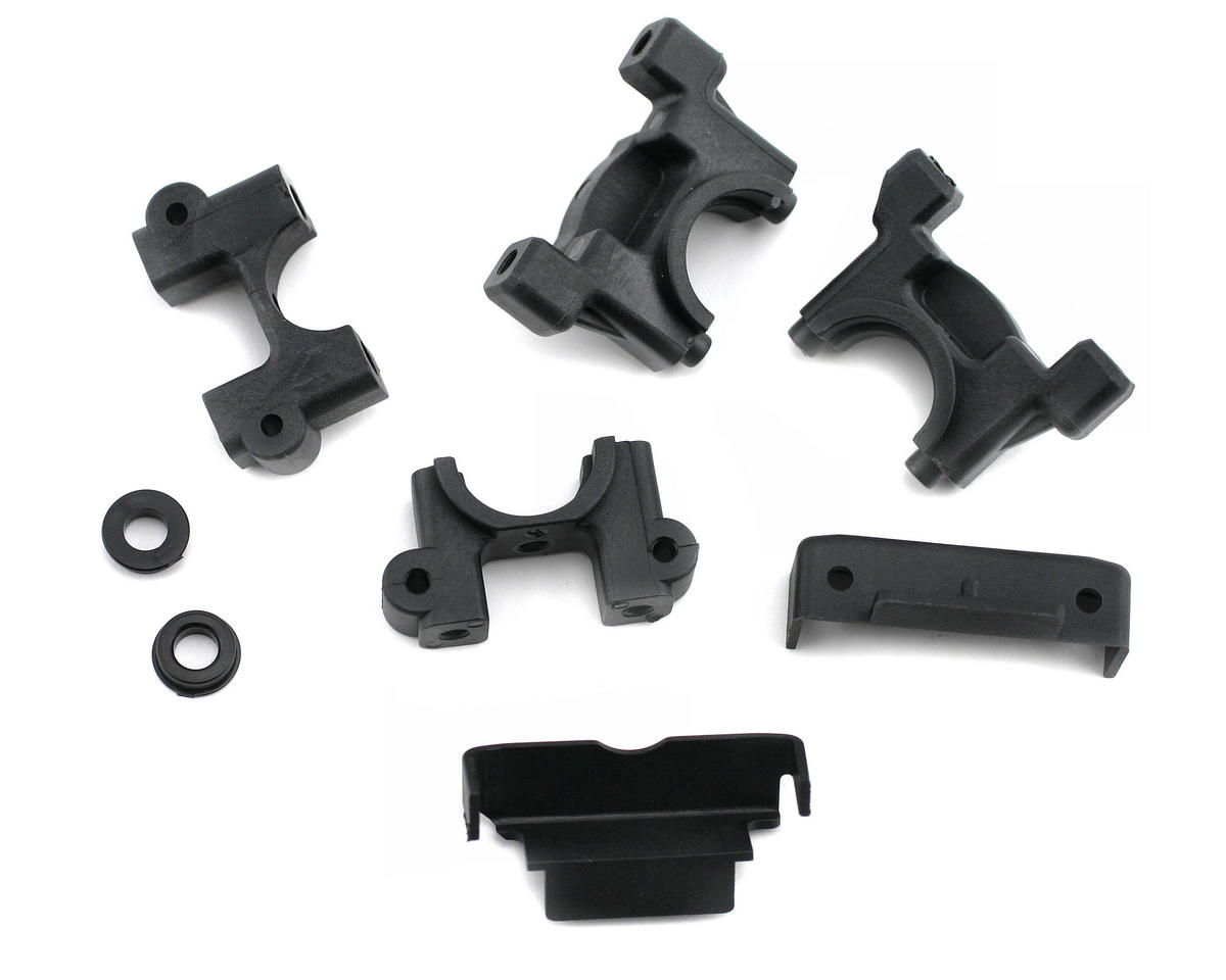 Thunder Tiger Center Diff Mount Plastic Parts, S3