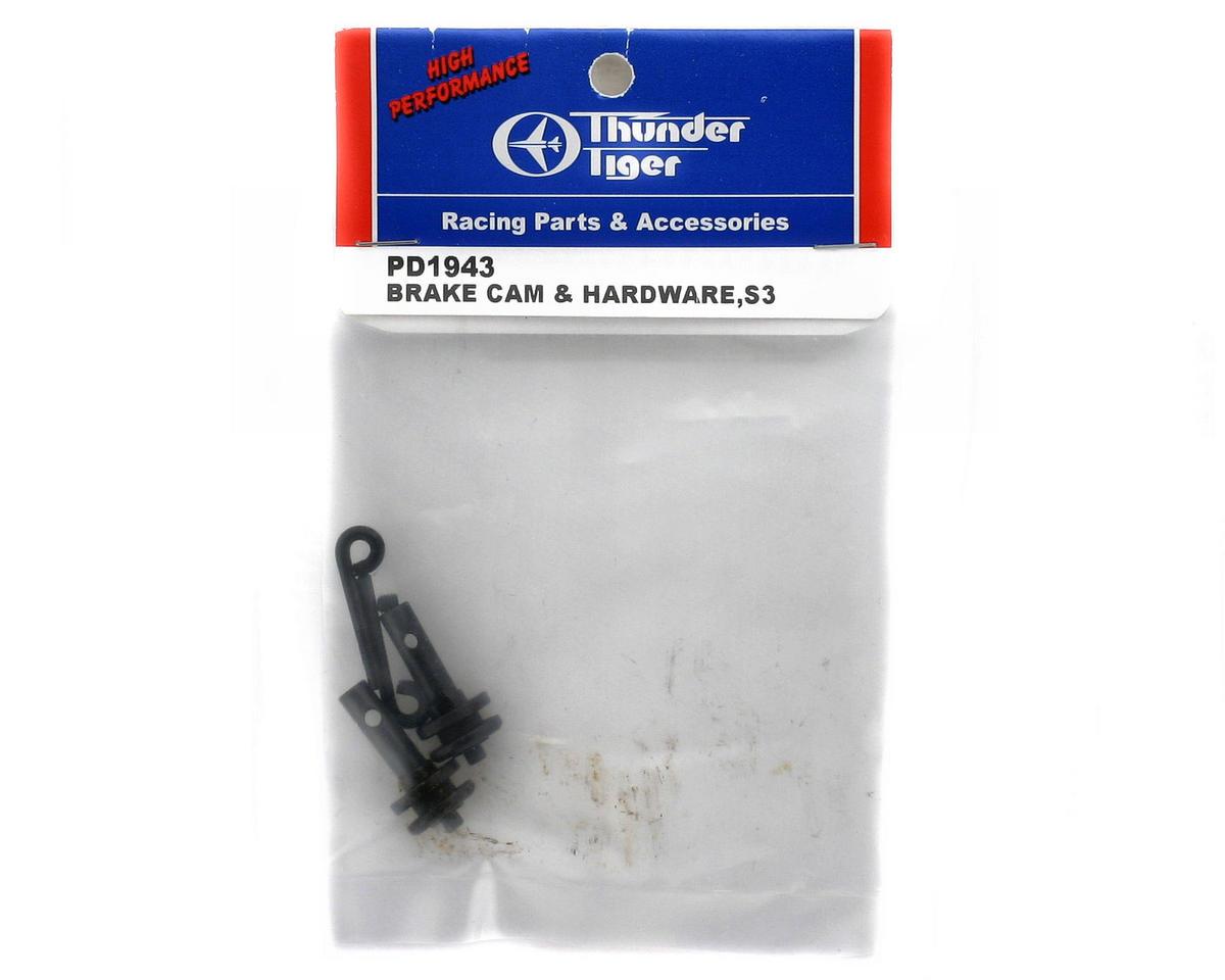 Thunder Tiger Brake Cam & Hardware, S3