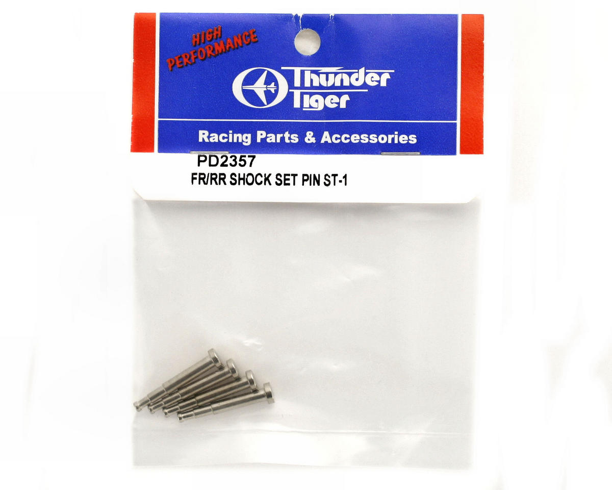 Thunder Tiger Front/Rear Shock Retaining Pins, ST-1