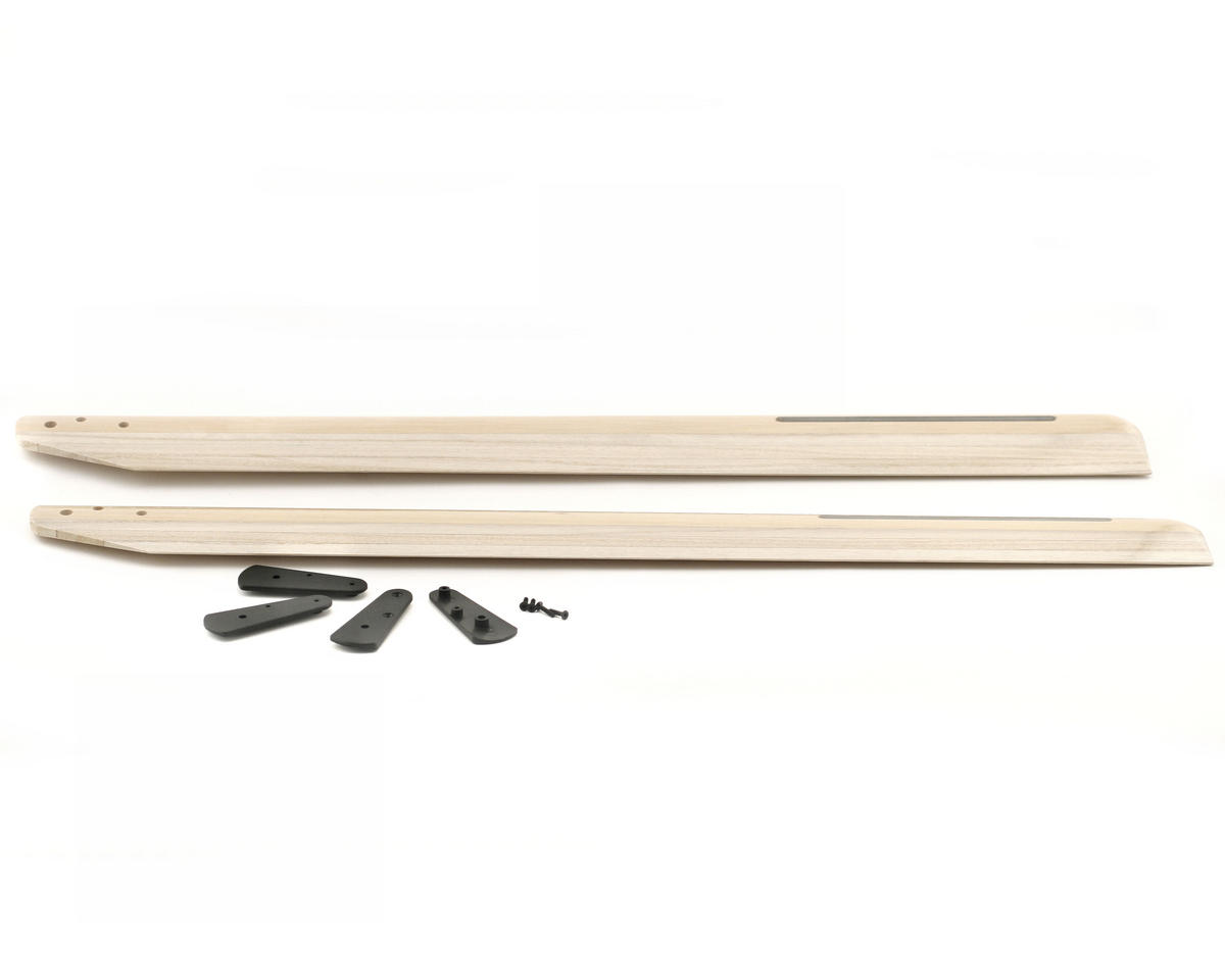 Thunder Tiger 600mm Wood Main Rotor Blades