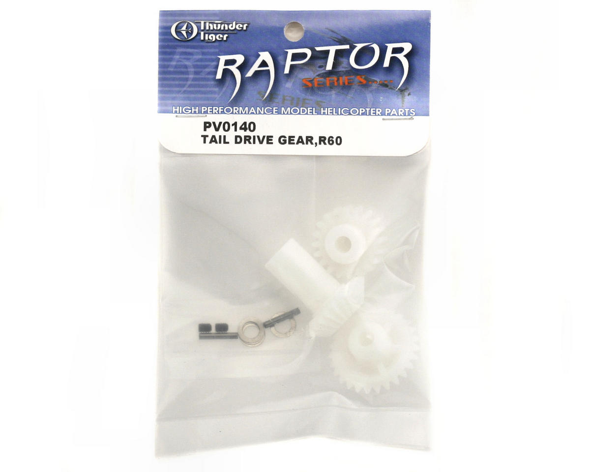 Thunder Tiger R60 Tail Drive Gear Set