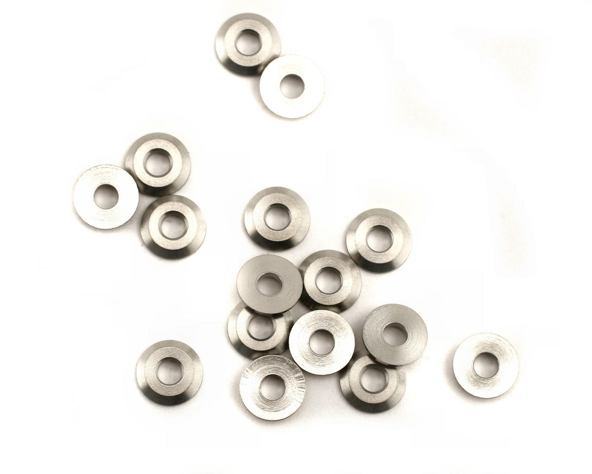 Thunder Tiger 3x8x1.4mm Washer (16)
