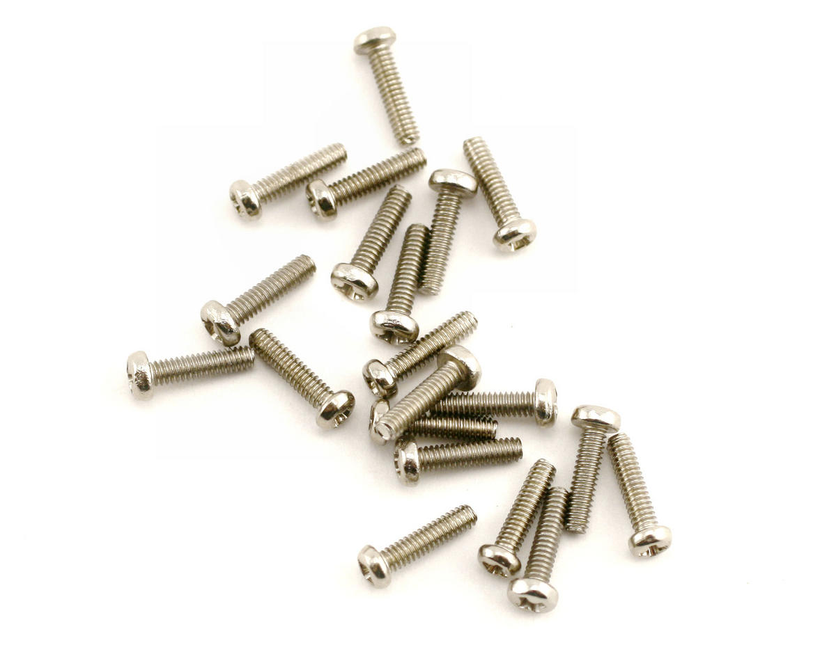 Thunder Tiger 2x8mm Machine Screw