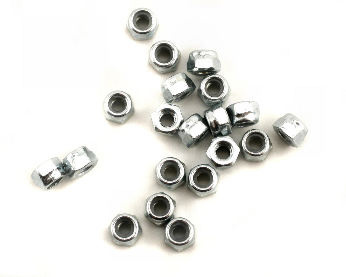 Thunder Tiger 3mm Lock Nut (20)