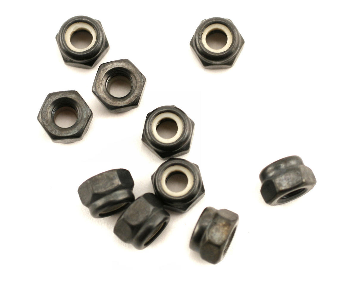 Thunder Tiger 4mm Lock Nut (10)