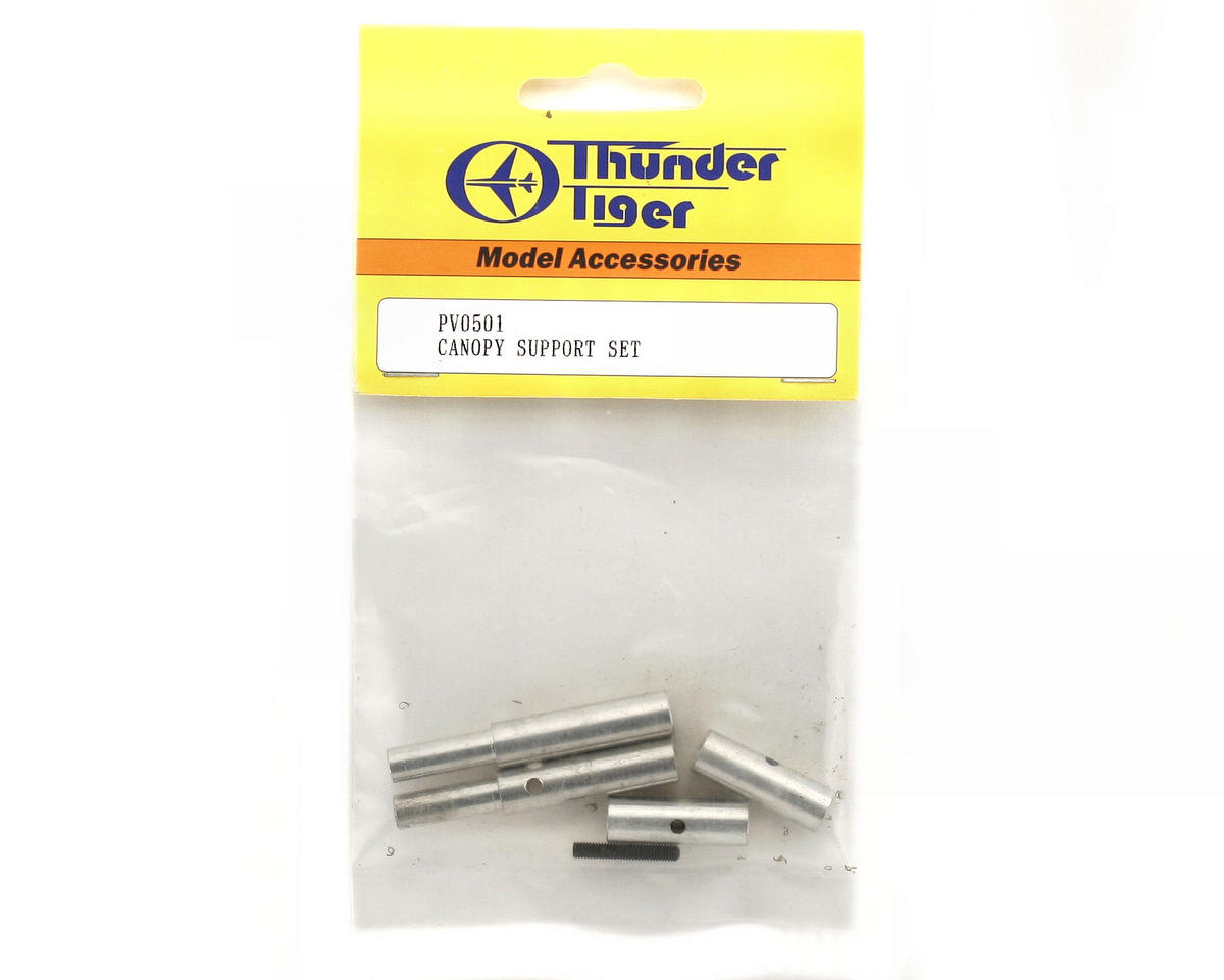 Thunder Tiger Canopy Support Set (R90)