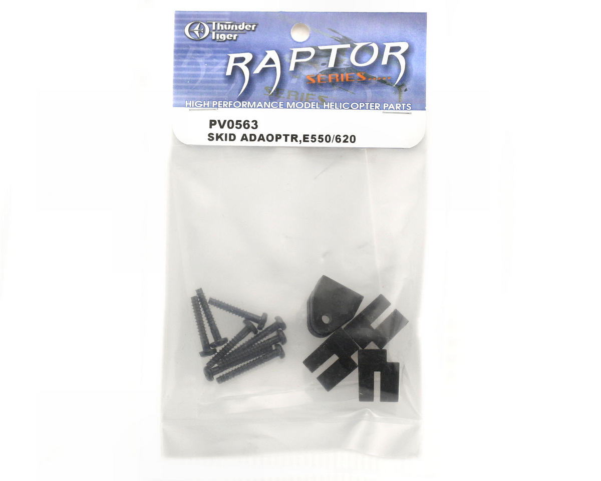 Thunder Tiger Skid Adapter Set