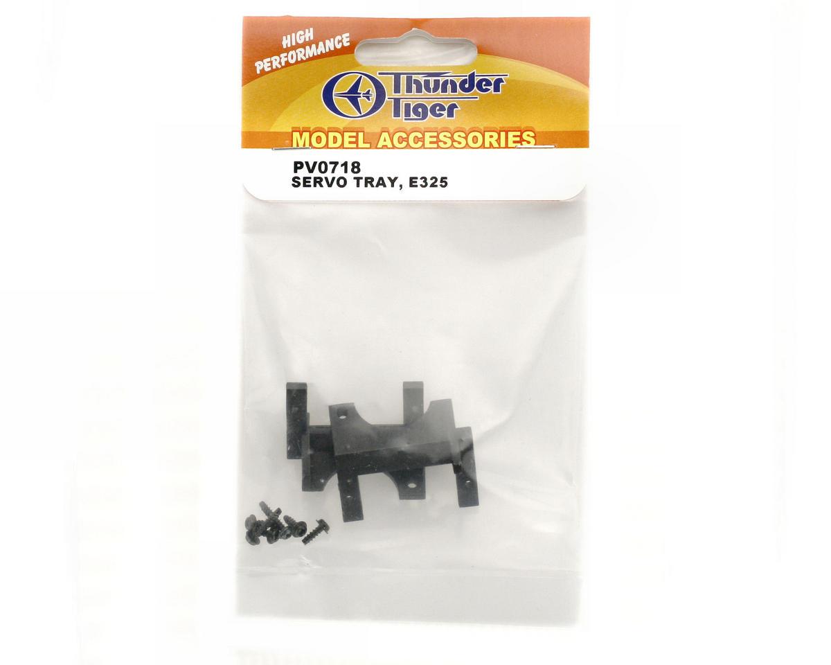 Servo Tray Set (E325) by Thunder Tiger